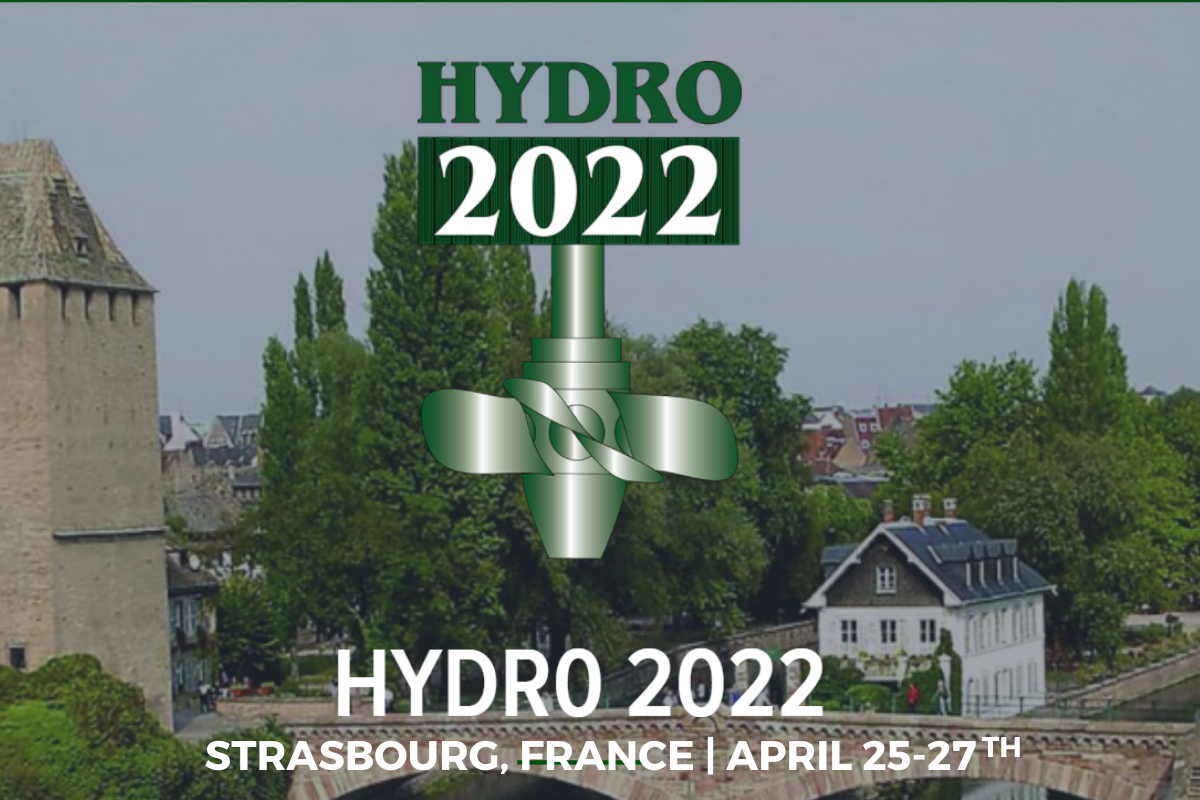 Hydro 2022 Strasbourg